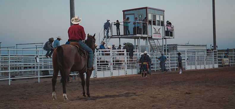 Ellis County Fair - Rodeo
