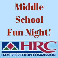 Middle School Fun Night
