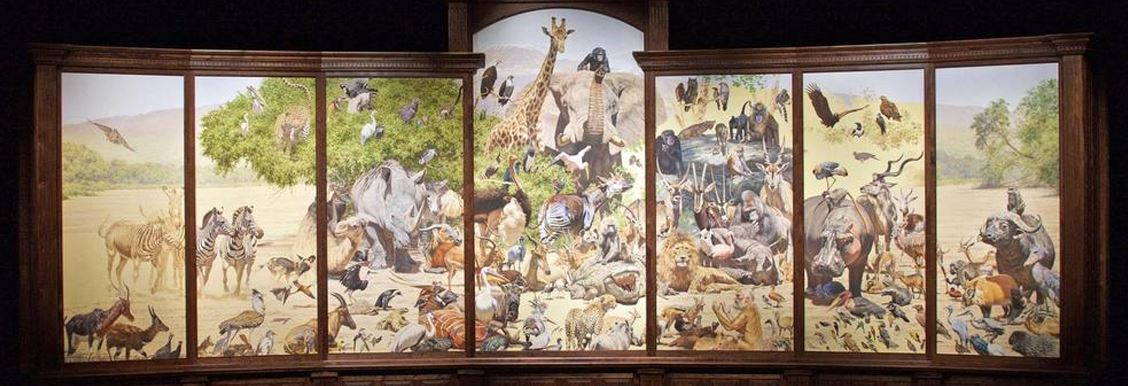 Sternberg Museum African Menagerie