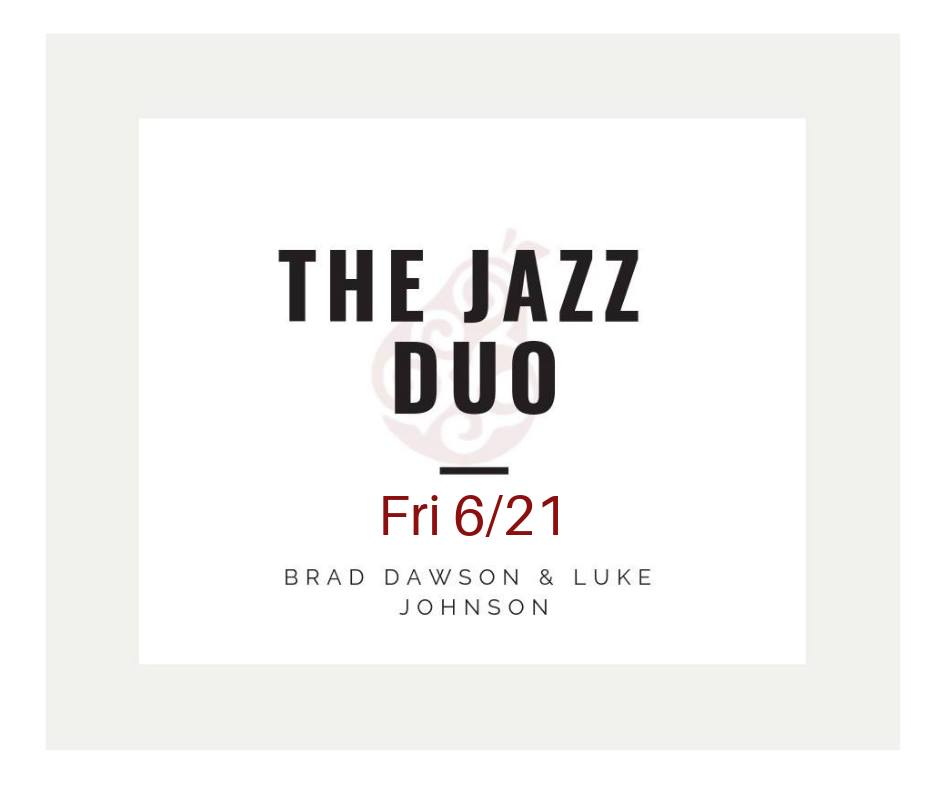The Jazz Duo June 21