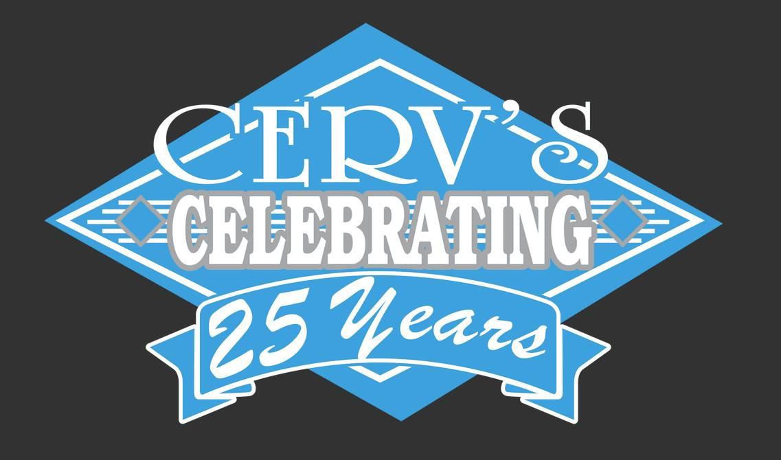 CERVs 25 Years
