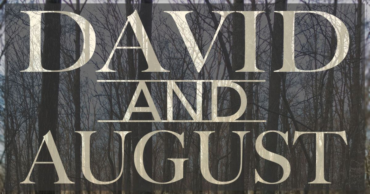 David Vandiver and August Phlieger
