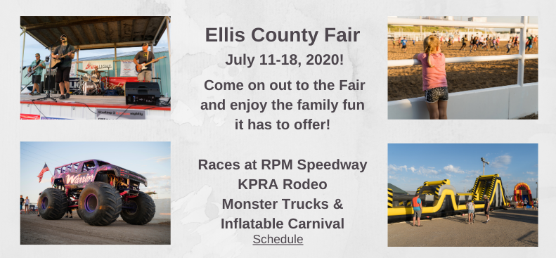 Ellis County Fair 2020