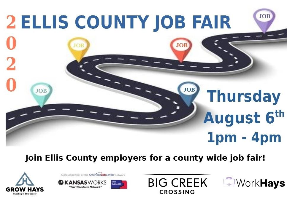 Ellis County Job Fair 2020