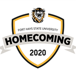 FHSU Homecoming 2020 Logo