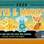 Mutts and Monsters 2020