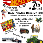 7th annual hays toy show 2021