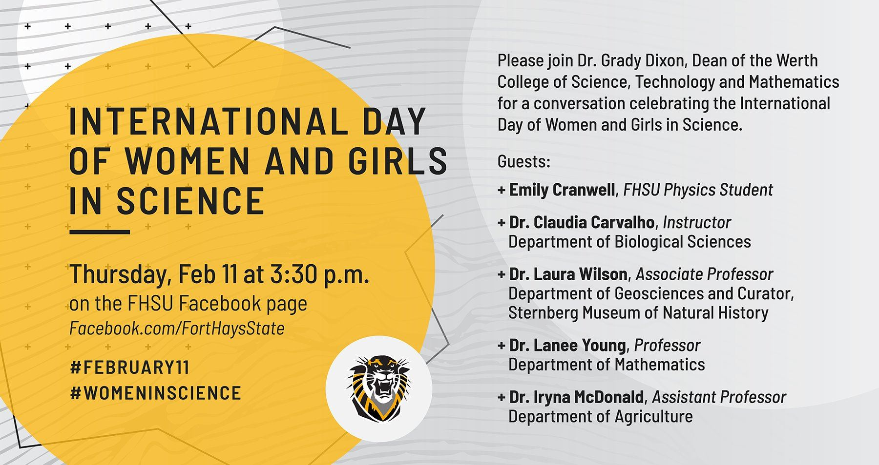 International Day for Women and Girls in Science and Mathematics