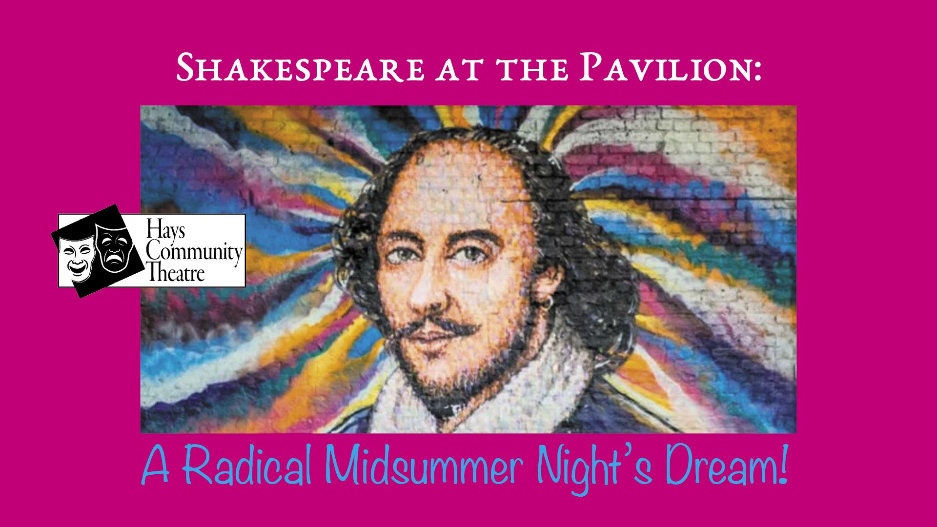 Shakespeare at the Pavilion