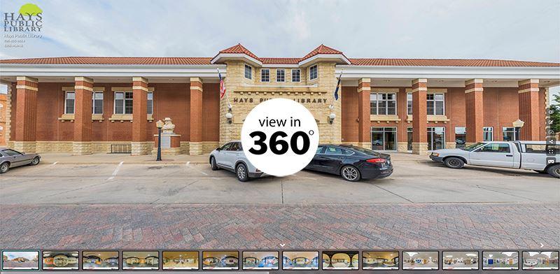 Hays Public Library Virtual Tour