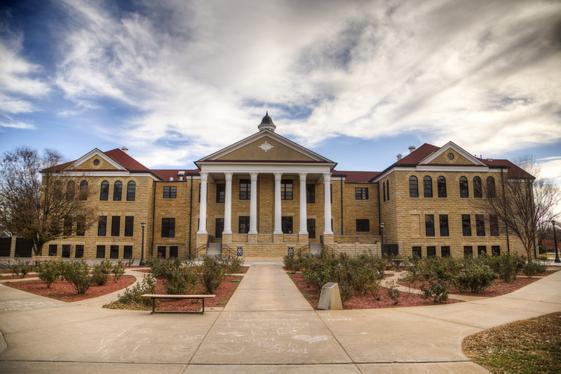 Picken Hall at Fort Hays State University